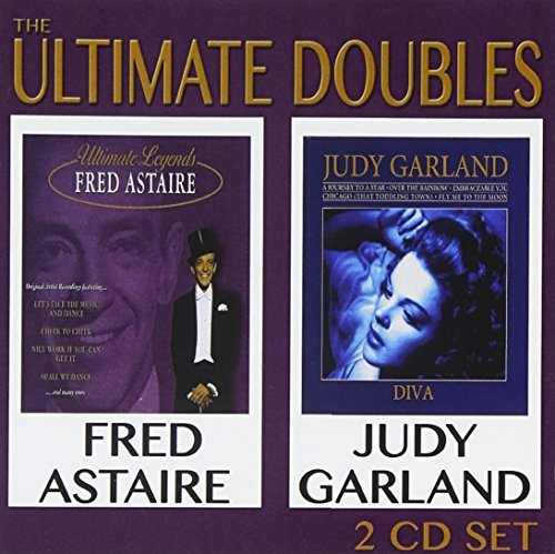 Judy & Fred Astaire Garland Ultimate Doubles 2 CD