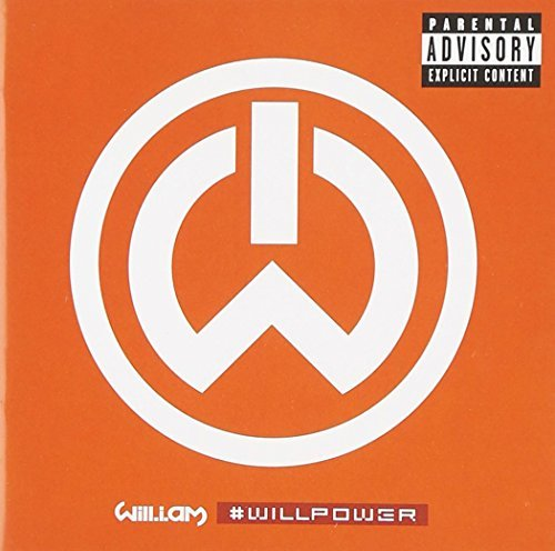 Will.I.Am #willpower Deluxe Explicit Import Can Deluxe Ed.