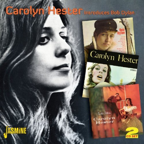 Carolyn Hester Introduces Bob Dylan Import Gbr 2 CD