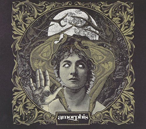 Amorphis Circle Deluxe Ed. Incl. DVD