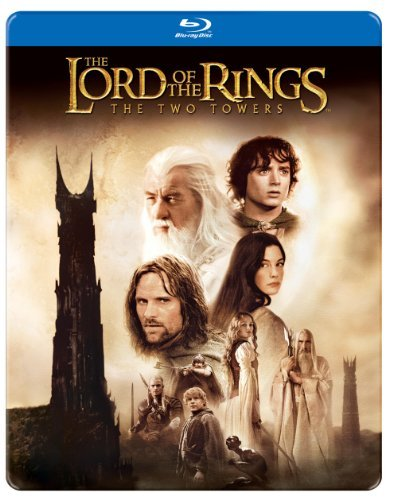 Lord Of The Rings Two Towers Mortensen Tyler Monaghan Hawar Blu Ray Ws Steelbook