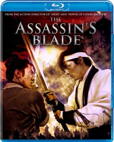 Assassin's Blade (butterfly Lo Assassin's Blade (butterfly Lo Blu Ray Ws Nr Can Lng Eng Sub