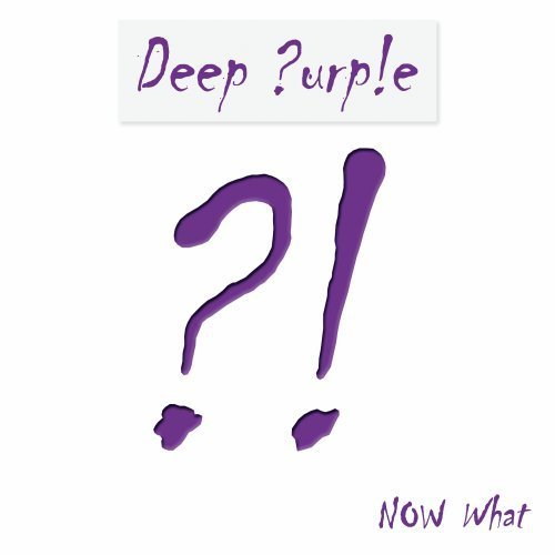 Deep Purple Now What?! Deluxe Ed. Incl. DVD