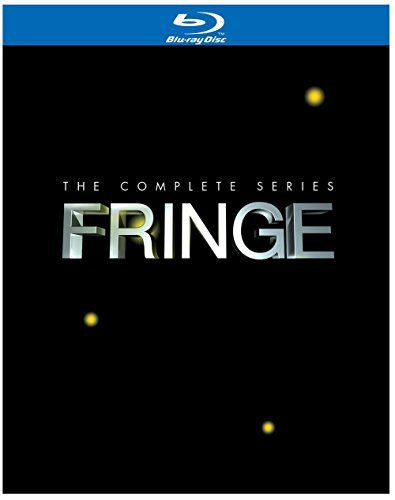 Fringe Complete Series Blu Ray 20 Discs