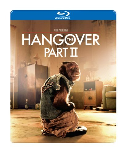 Hangover Part 2 Cooper Helms Galifianakis Blu Ray Ws Steelbook R
