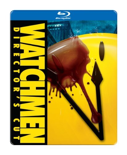 Watchmen Akerman Crudup Goode Blu Ray Ws Steelbook R