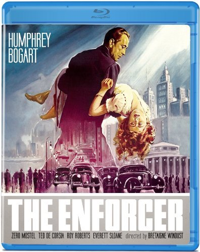 Enforcer (1951) Bogart Humphrey Blu Ray Ws Nr