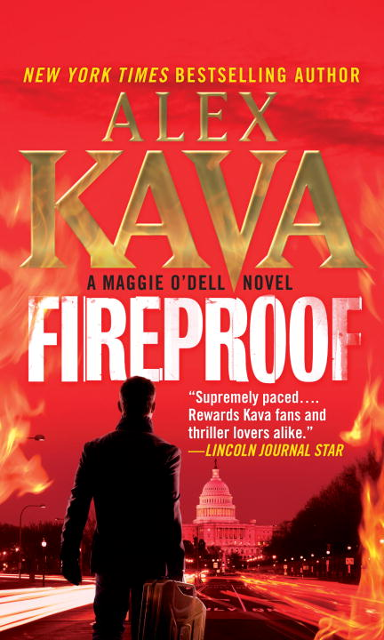 Alex Kava Fireproof