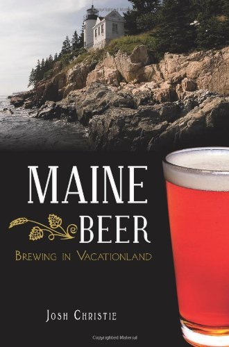 Josh Christie Maine Beer Brewing In Vacationland
