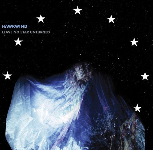 Hawkwind Leave No Star Unturned Cambrid 2 Lp