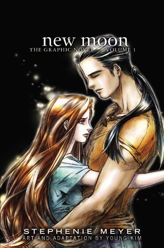 Young Kim New Moon The Graphic Novel Volume 1