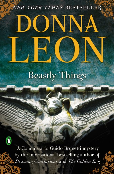 Donna Leon Beastly Things