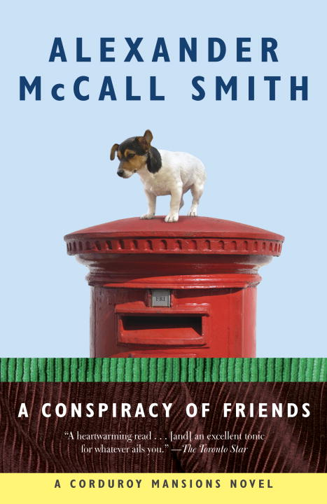 Alexander Mccall Smith A Conspiracy Of Friends