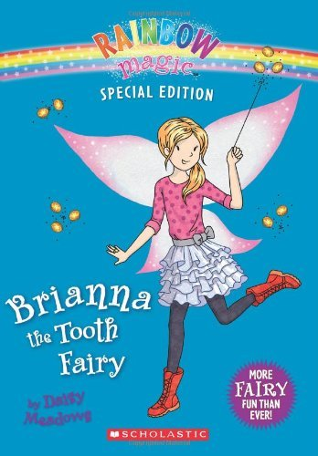 Daisy Meadows Brianna The Tooth Fairy