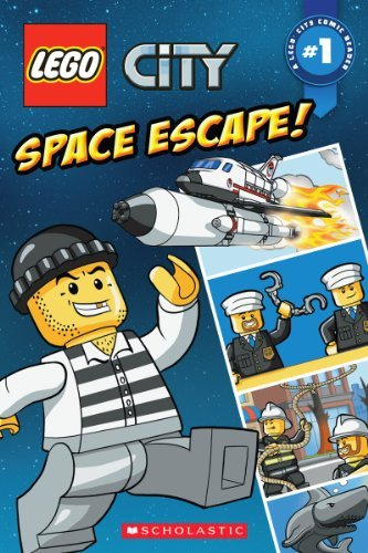 Rafat Kotsut Lego City Space Escape!