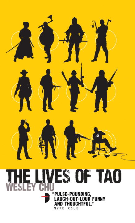 Wesley Chu The Lives Of Tao Tao Series Book One
