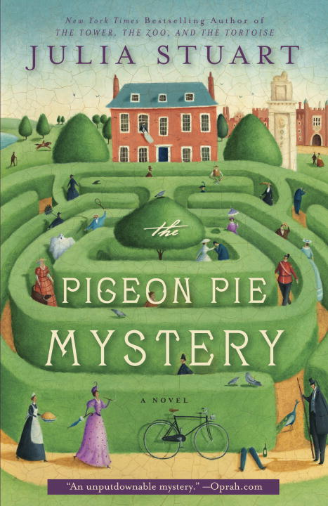 Julia Stuart The Pigeon Pie Mystery