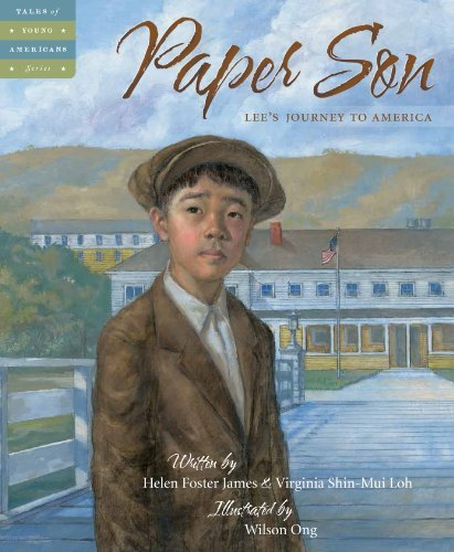 Helen Foster James Paper Son Lee's Journey To America