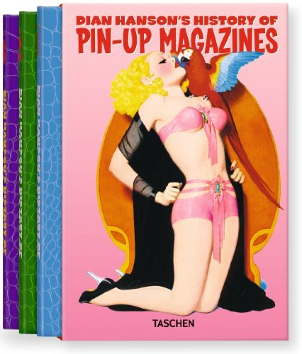Hanson Dian Dian Hanson's History Of Pin Up Magazines Vol. 1 3