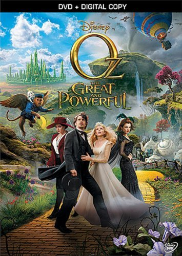 Oz The Great & Powerful Franco Kunis Williams Ws Pg Dc