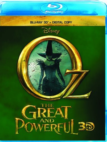 Oz The Great & Powerful 3d Franco Kunis Williams Blu Ray 3d Ws Franco Kunis Williams