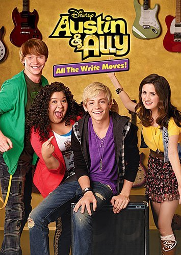 Austin & Ally All The Write M Austin & Ally All The Write M Ws All The Write Moves