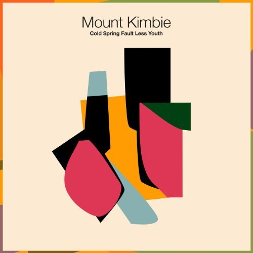 Mount Kimbie Cold Spring Fault Less Youth 2 Lp Incl. Download