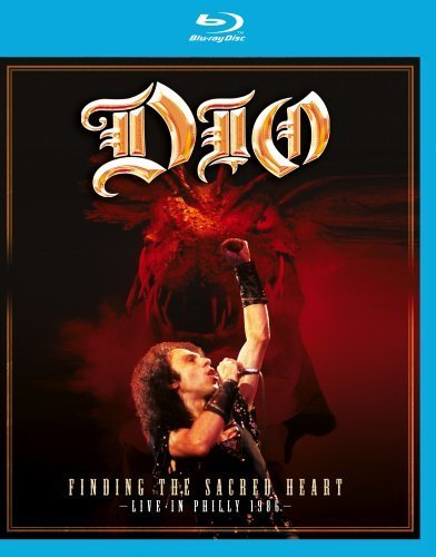 Dio Finding The Sacred Heart Live Blu Ray Nr