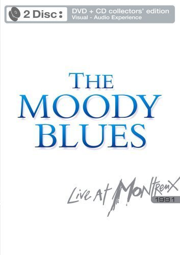 Moody Blues Live At Montreux 1991 Incl. DVD