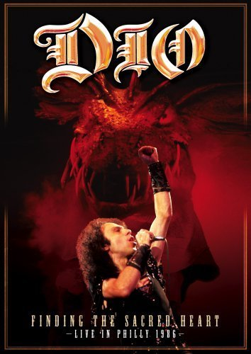 Dio Finding The Sacred Heart Live Nr