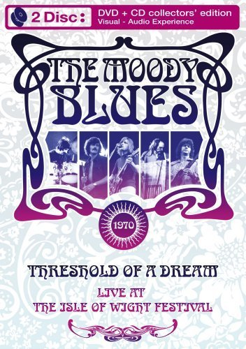 Moody Blues Threshold Of A Dream Live At T Incl. CD