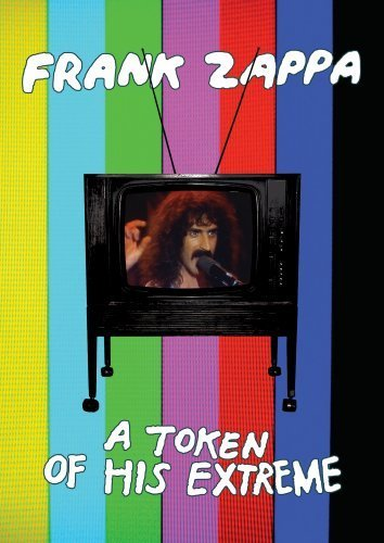 Frank Zappa Token Of His Extreme Nr