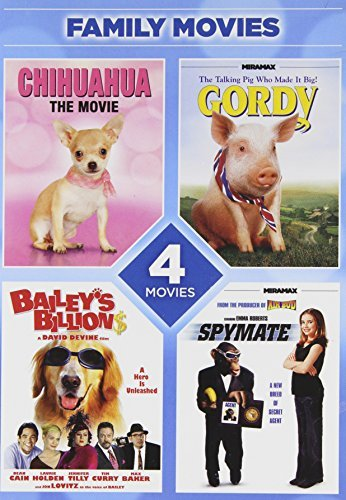 Vol. 1 4 Family Movies Nr