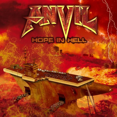 Anvil Hope In Hell Digipak Incl. Bonus Tracks Boo