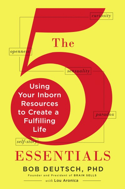 Bob Deutsch The 5 Essentials Using Your Inborn Resources To Create A Fulfillin