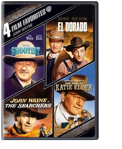 4 Film Favorites Wayne John Nr 4 DVD