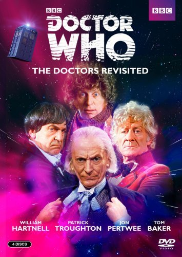 Doctors Revisited 1 4 Doctor Who Nr 4 DVD