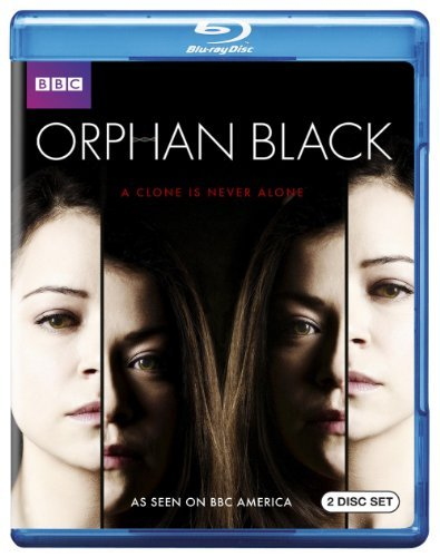 Orphan Black Season 1 Blu Ray DVD Nr Ws
