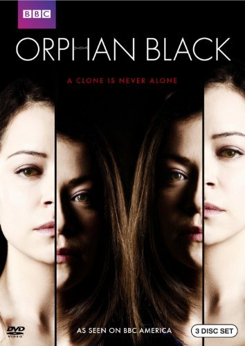 Orphan Black Season 1 DVD Season 1