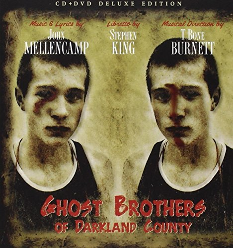 Ghost Brothers Of Darkland Cou Ghost Brothers Of Darkland Cou Incl. DVD