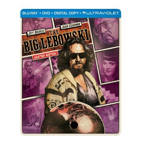 Big Lebowski Bridges Goodman Buscemi Moore Blu Ray Steelbook R