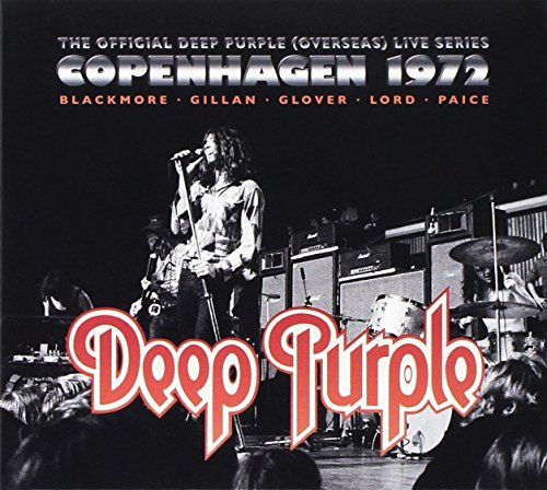Deep Purple Copenhagen 1972 2 CD