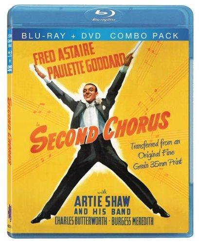 Second Chorus Second Chorus Blu Ray Bw Incl. DVD