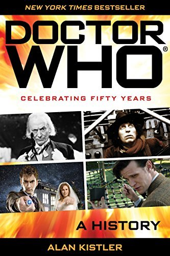 Alan Kistler Doctor Who A History