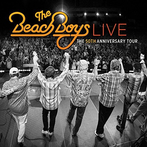 Beach Boys Live The 50th Anniversary Tour 2 CD