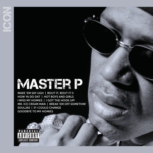 Master P Icon Explicit Version