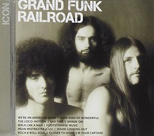 Grand Funk Railroad Icon