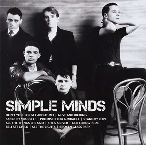Simple Minds Icon