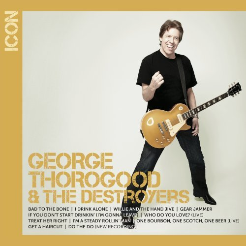 George Thorogood Icon
