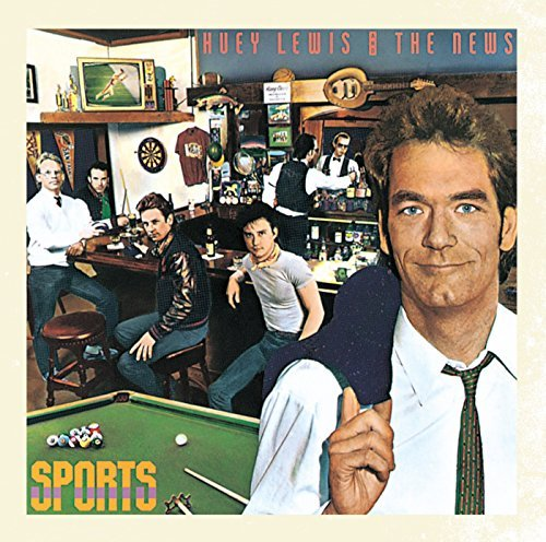 Huey & The News Lewis Sports! (30th Anniversary Edit 2 CD